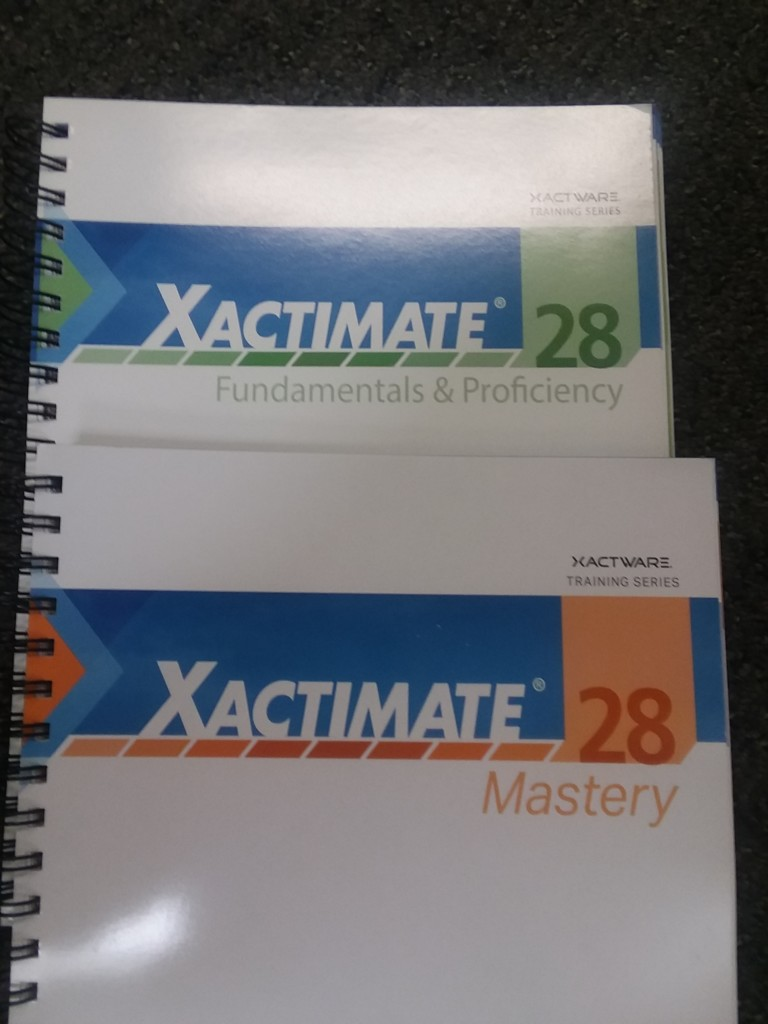 Xactimate 28 & X1 Training - Barker-Hammer
