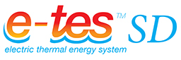 eTES electric-thermal energy system