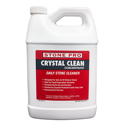 Stone Pro Crystal Clean Concentrate