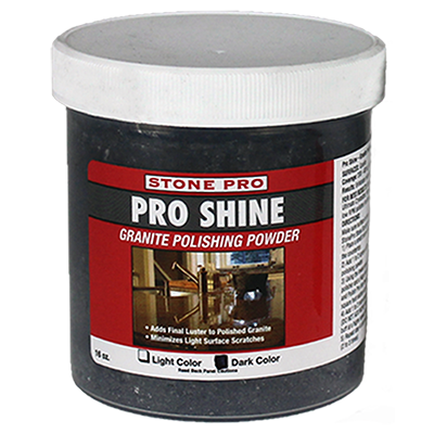 Stone Pro Pro Shine Granite Polishing Powder