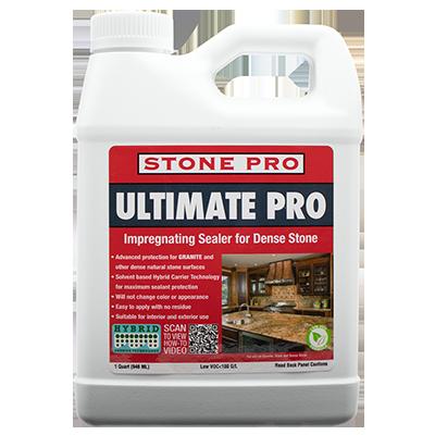 Stone Pro Ultimate Pro Sealer for Dense Stone