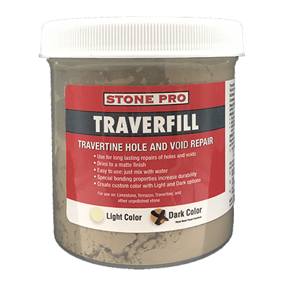 Stone Pro Traverfill Dark Color
