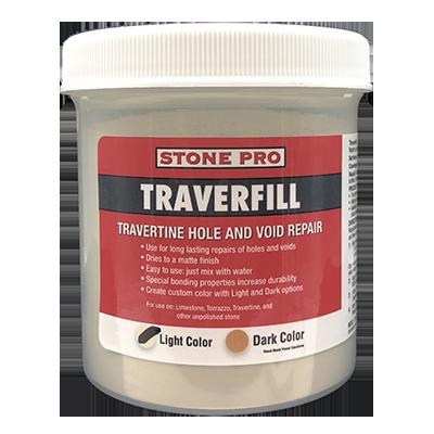 Stone Pro Traverfill Light Color