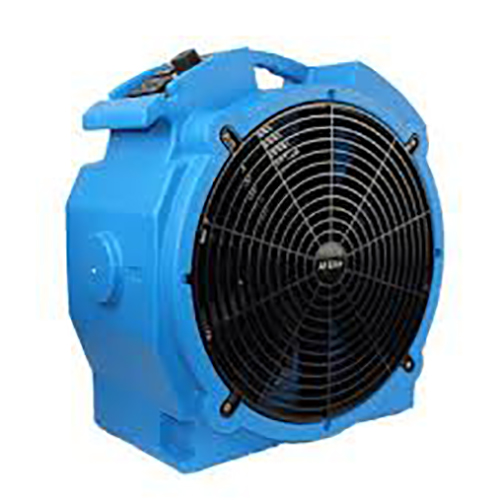 Axial Fan, Blue