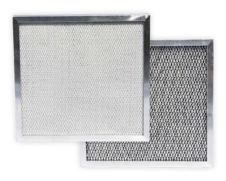Dri-Eaz-Dehumidifier-4-PRO-Filter-Front-and-Back