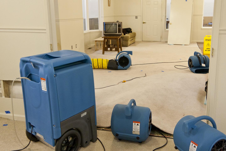 Water Damage Restoration IICRC Class