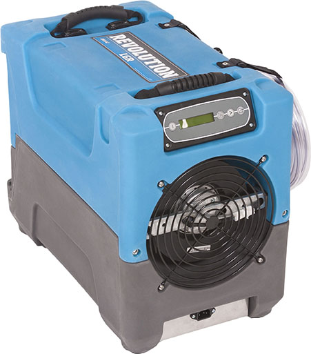 Revolution-Dehumidifier-F413-Right
