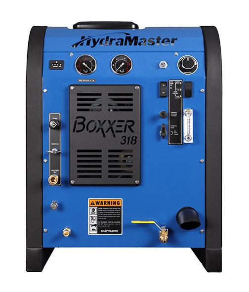 HydraMaster Boxxer 318