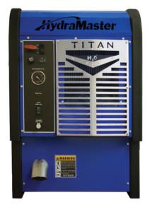 HydraMaster Titan H2O Truckmount