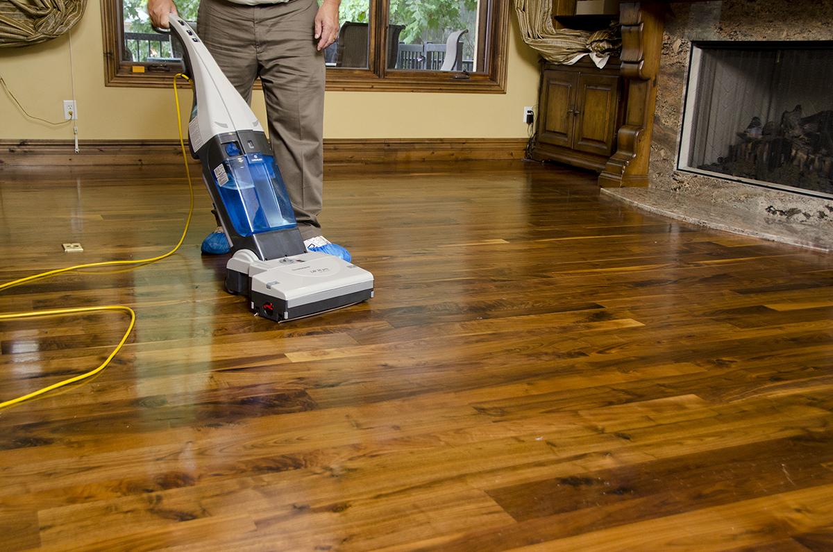 Wood Floor Maintenance Seminar Barker Hammer