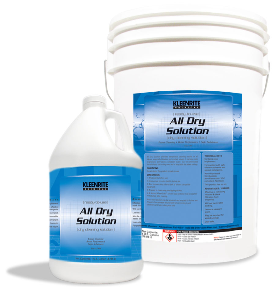 Kleenrite All Dry Solution