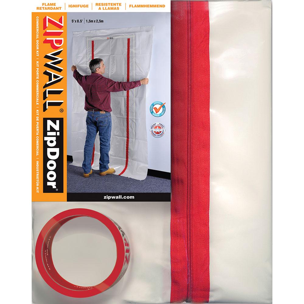 ZipWall ZipDoor Commercial