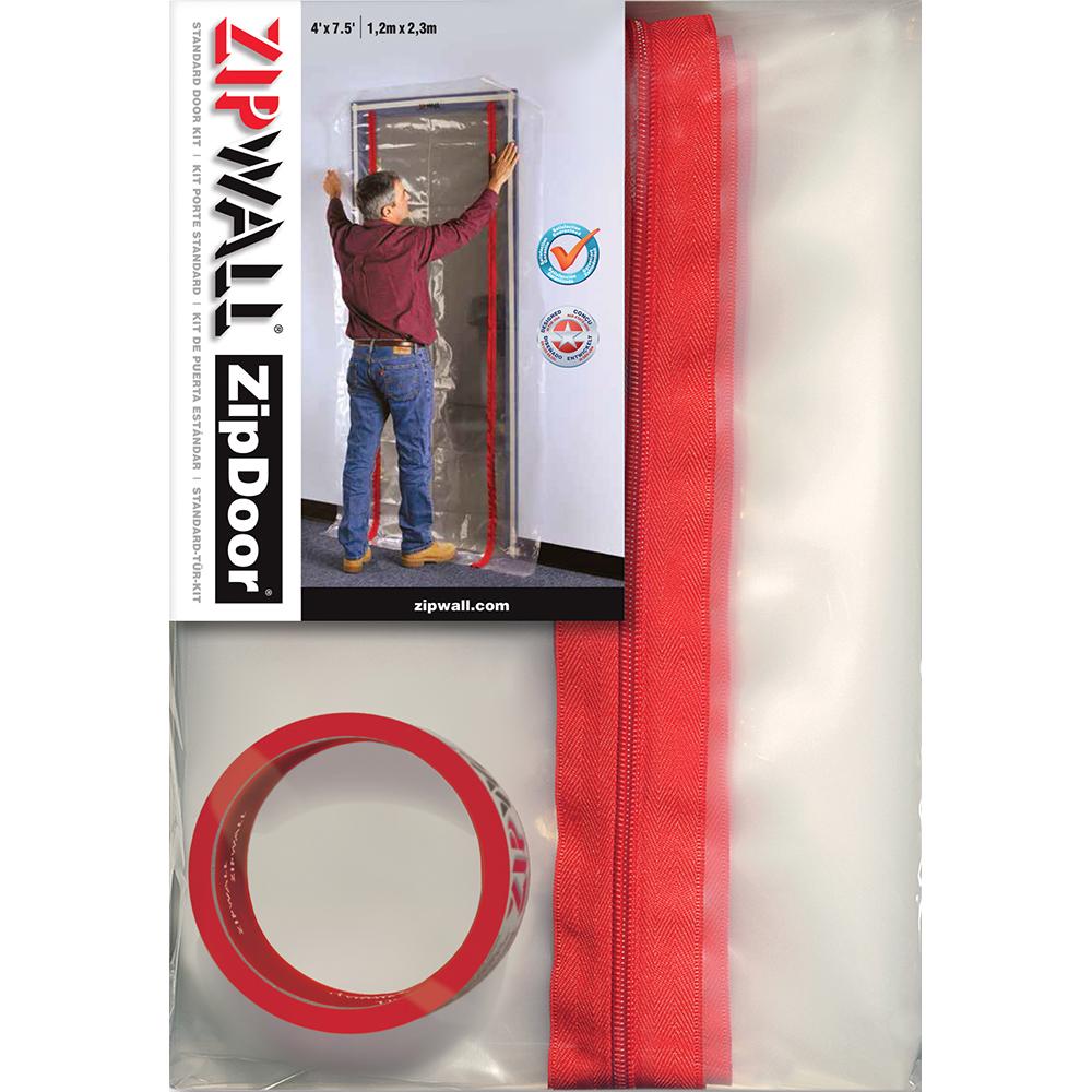 ZipWall ZipDoor