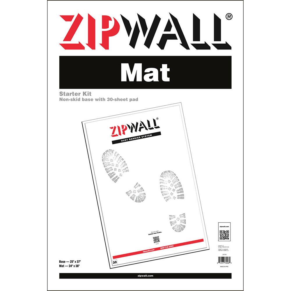ZipWall Mat