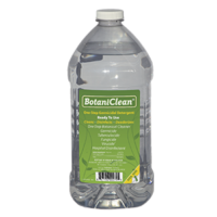 BotaniClean Cleans, Disinfects and Deodorizes.