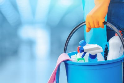 Coronavirus Preventative Cleaning for Professionals
