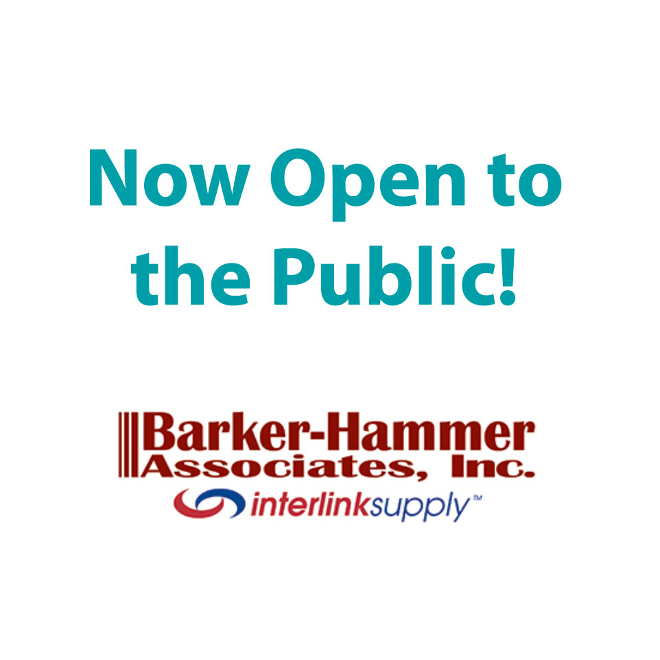 now open to the public Barker Hammer Associates Inc.
