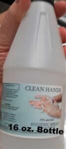 CTI Hand Sanitizer