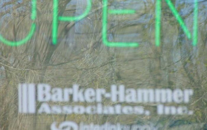 Barker Hammer Little Canada location