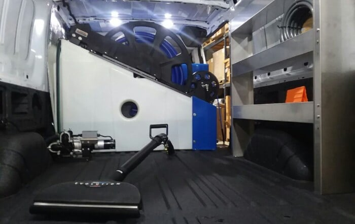 For Sale HydraMaster CDS XDrive Truckmount